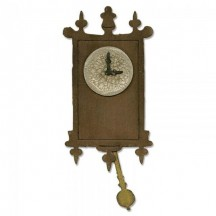 Sizzix Wall Clock Bigz Die - Tim Holtz Alterations - 658719