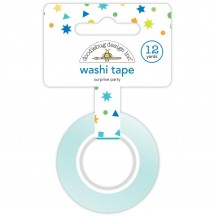 Doodlebug Party Time Surprise Party Decorative Washi Tape 6619