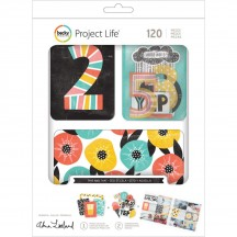 Becky Higgins Project Life Value Pack Cards - This and That 380628