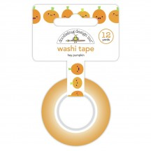 Doodlebug Ghost Town Hey Pumpkin Halloween Decorative Washi Tape 6928
