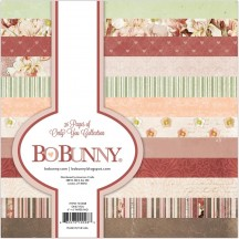 "Bo Bunny Only You 6""x6"" Paper Pad 7310028"