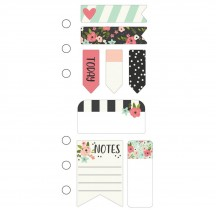 Simple Stories Bloom Mini Sticky Notes 7976