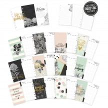 Simple Stories Carpe Diem Beautiful Monthly Personal Size Planner Inserts 7991