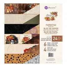 "Prima Diamond 12""x12"" Double-Sided Paper Pad 651657"