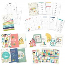 Simple Stories Home A5 Planner Inserts 8914