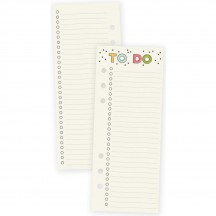 Simple Stories Carpe Diem To Do Bookmark Paper Tablet 8918