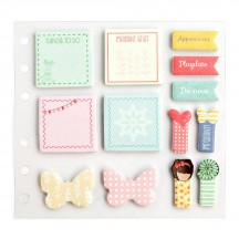My Prima Planner Julie Nutting Sticky Notes 912031