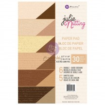 Prima Julie Nutting Skin Tones A4 Double-Sided Paper Pad 913359