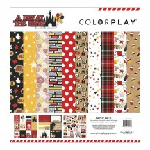 "Photoplay A Day At The Park Colorplay 12""x12"" Variety Paper Pack ADP9178"