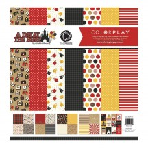 "Photoplay A Day At The Park Tiny Prints  Colorplay 12""x12"" Collection Pack ADP9195"