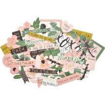 Kaisercraft Fleur Collectables Die-Cut Pieces CT935