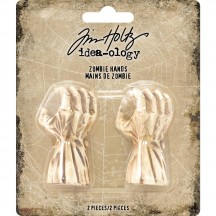 Tim Holtz Idea-ology Zombie Hands Halloween TH93737