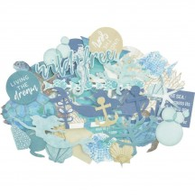 Kaisercraft Deep Sea Collectables Die-Cut Pieces CT951
