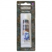 Prima Finnabair Art Alchemy Old White Matte Wax 967857