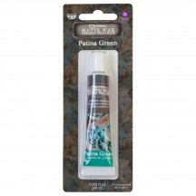Prima Finnabair Art Alchemy Patina Green Matte Wax 967864
