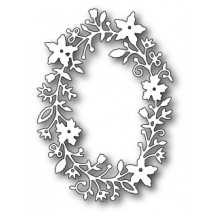 Memory Box Small Fairytale Oval Universal Cutting Die - 99172