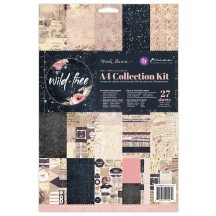 Prima Marketing Wild & Free A4 Collection Kit 27 sheets 992279