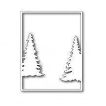 Memory Box Cascade Evergreen Frame Universal Cutting Die - 99238