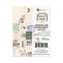 "Prima Frank Garcia My Sweet 3""x4"" Journaling Note Card Pad 996994"