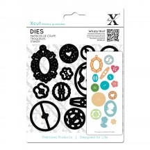 doCrafts Xcut Buttons Universal Cutting Dies 503055
