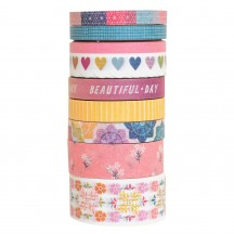 American Crafts Paige Evans Wonders Washi Tape Rolls 34004829