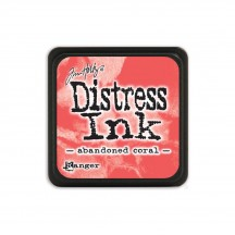 Ranger Tim Holtz Abandoned Coral Mini Distress Ink Pad TDP46769