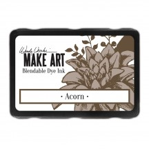 Ranger Wendy Vecchi Acorn Make Art Dye Ink Pad WVD62561 brown