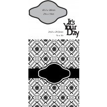 Ultimate Crafts It's Your Day Embossing & Die-Cutting Set - Delilah Collection