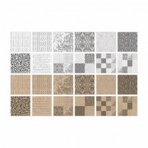 "Tim Holtz Idea-ology Motif Resist 12""x12"" Paper Stash TH93112"