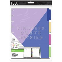 Me & My Big Ideas CLASSIC Happy Planner Kindness Costs Nothing Budget Extension Kit AEPCEP-006