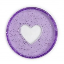 Me & My Big Ideas The Happy Planner Grape Glitter Expander Discs AP3GLD11-003