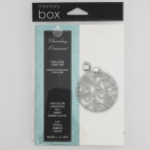Memory Box Chambray Ornament Universal Cutting Die 98942