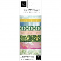 Heidi Swapp Art Walk Washi Tape Rolls 315362