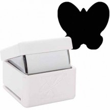 "doCrafts Xcut Palm Craft Punch 5/8"" - Basic Butterfly 261706"
