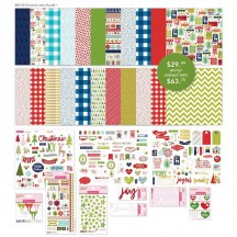 Bella Blvd Christmas 1 Papercrafting Value Bundle BB2140