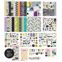Bella Blvd Halloween Papercrafting Value Bundle BB2142