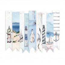 P13 Beyond the Sea Cardstock Decorative Tags 03 P13-SEA-23
