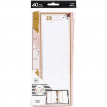 Me & My Big Ideas CLASSIC Happy Planner Folded Check It Off Fill Paper APSCFP40-001