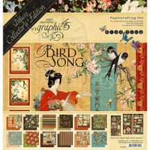 Graphic 45 Bird Song Deluxe Collectors Edition Pack 4501976