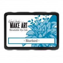 Ranger Wendy Vecchi Bluebird Make Art Dye Ink Pad WVD62578 blue