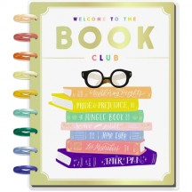 Me & My Big Ideas Bookish CLASSIC Happy Planner Dated July 2020 - Dec 2021 PLNR-177