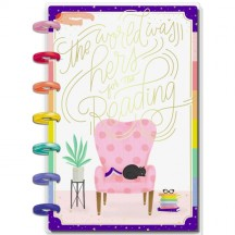 Me & My Big Ideas Bookish MINI Happy Planner Dated July 2020 - June 2021 PLNM-210