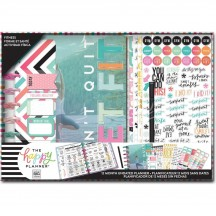 Me & My Big Ideas CLASSIC Undated Happy Planner 12 Month Box Kit Fitness BOX200