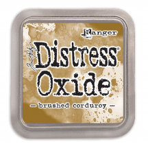Ranger Tim Holtz Brushed Corduroy Distress Oxide Ink Pad TDO55839