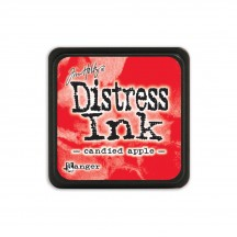 Ranger Tim Holtz Candied Apple Mini Distress Ink Pad TDP47391 red