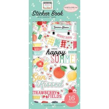 Carta Bella Summer Market Sticker Book SUM115029