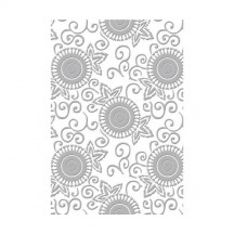Couture Creations Chiaro Universal Embossing Folder
