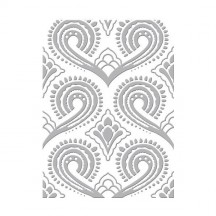 Couture Creations Premium Universal Embossing Folder - Flamingo & Hedgehogs