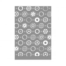 Couture Creations Replacements Universal Embossing Folder