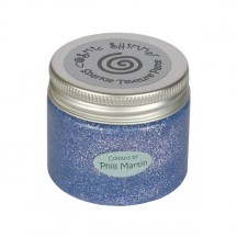 Creative Expressions Cosmic Shimmer Graceful Lilac Sparkle Texture Paste 50ml